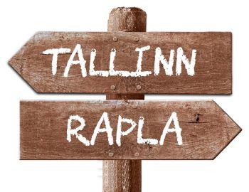 Tallinn Rapla transport
